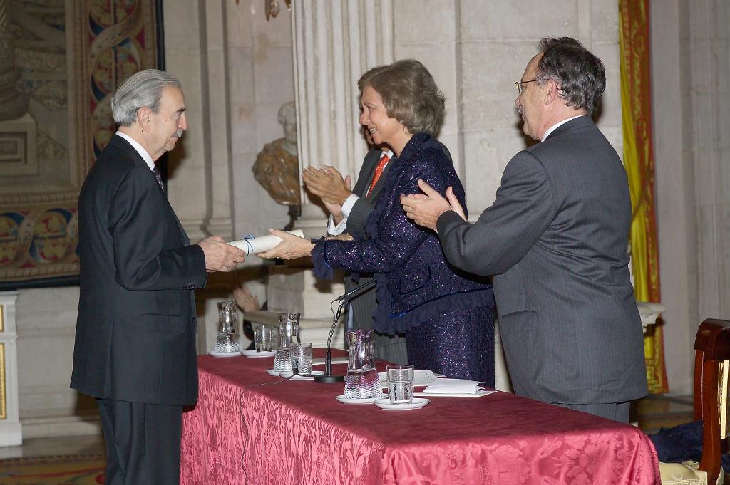 Entrega del Premio Reina Sofía de Poesía Iberoamericana 2005